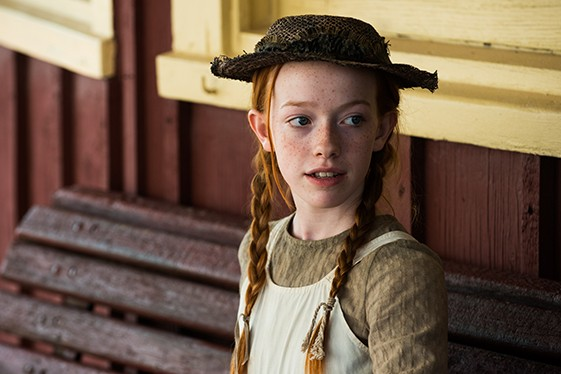 Who Is Anne With An E Star Amybeth Mcnulty Meet The Actor Who Plays Anne Of Green Gables In New Netflix Tv Adaptation Radio Times