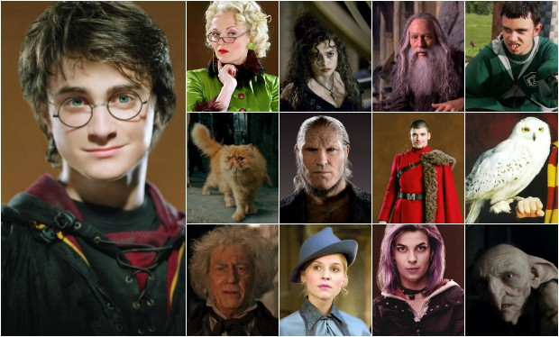 Harry Potter 20th Anniversary Quiz Can You Identify These