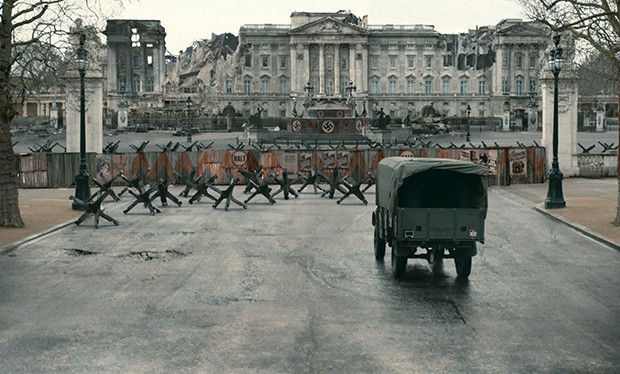 How London Became A Nazi City For SS GB