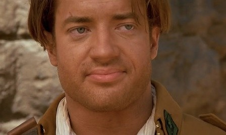brendan fraser reviews the mummy reboot with tom cruise not enough