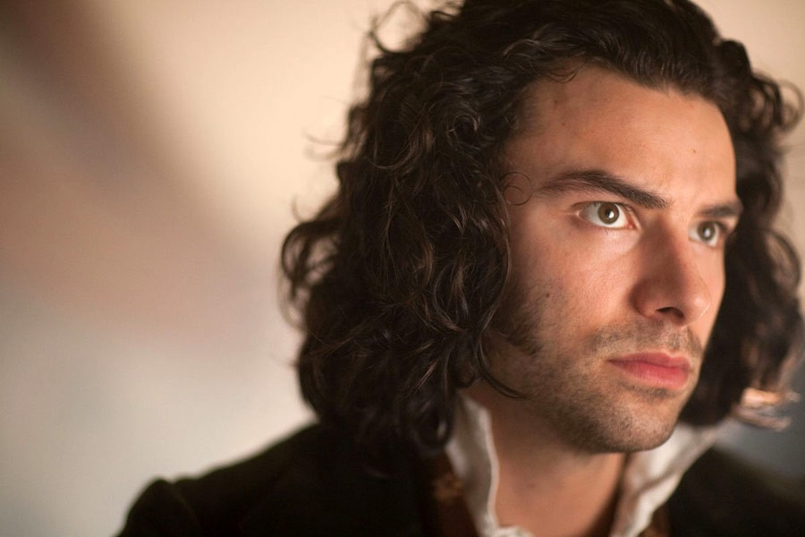 Desperate Romantics Aidan Turner