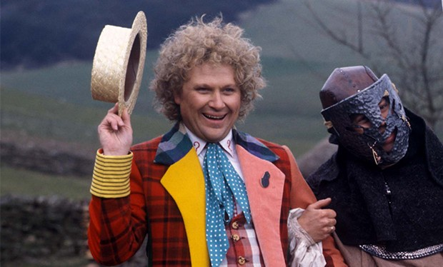 Image result for Colin Baker