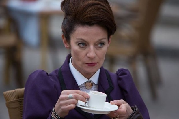 Michelle Gomez plays Missy in Doctor Who