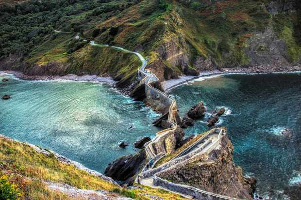 Where is Dragonstone? Gaztelugatxe and other Basque Country filming