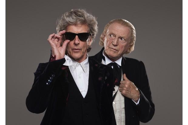 Doctor Who 10 12 & 1 B