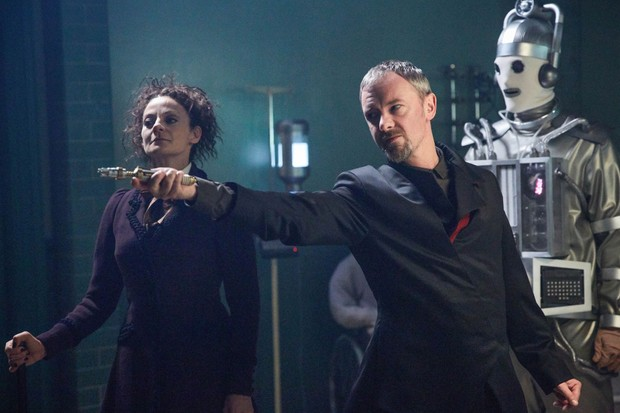 Doctor Who 10 12 Missy & Master