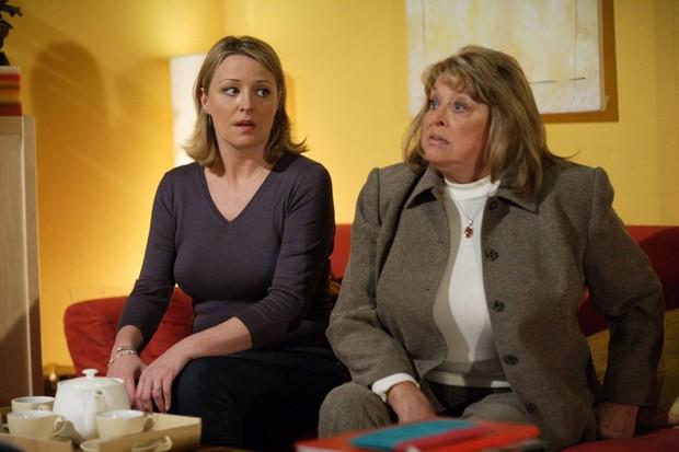 EastEnders spoilers: John Partridge and Lynda Baron are