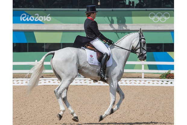 How are horses transported to Rio 2016 Olympics? British