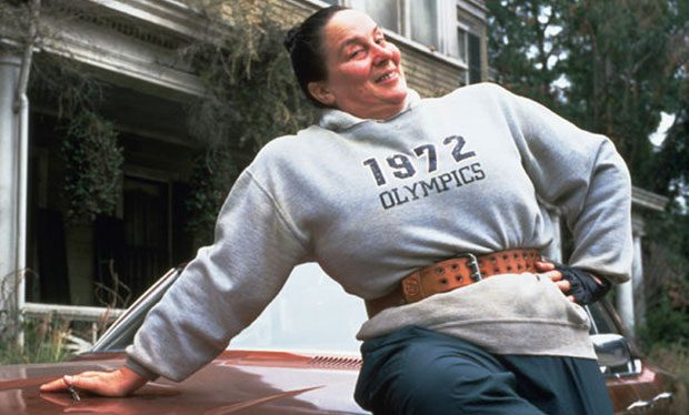 Ferris is dedicated to her craft so much so that when it came to painting a picture of Miss Trunchbull she went as far as dreaming up her characteru0027s sex ...  sc 1 st  Radio Times & Matilda 20th anniversary - 9 fascinating facts from Miss Trunchbull ...
