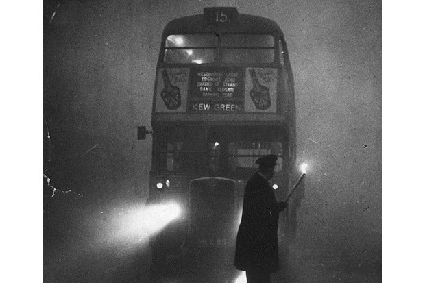 The Great Smog 1952 The Real History Of The Fog In