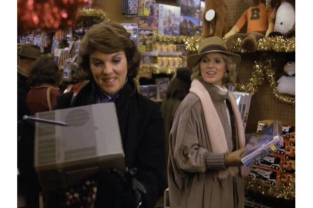 moonlighting twas the episode before christmas