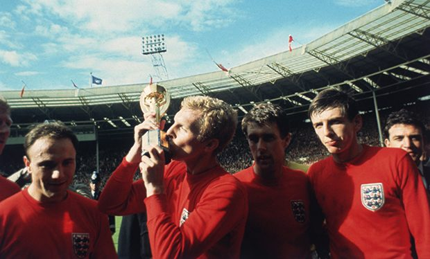 Images of world cup final 1966
