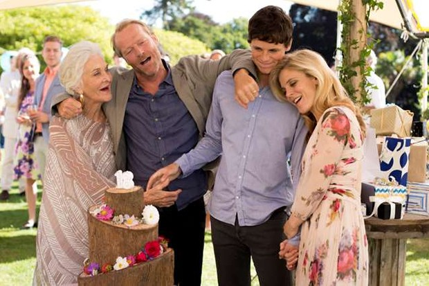 Is Delicious coming back for series 2 on Sky1? Iain Glen