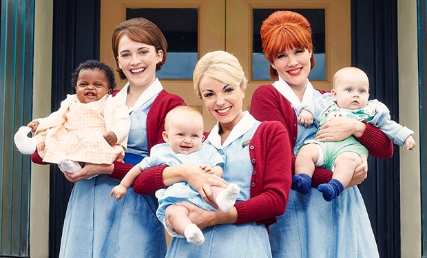 Call The Midwife Season 5 Christmas Special.Call The Midwife Series Six Cast Who S Who In The Bbc Drama