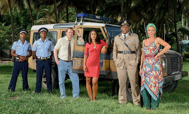 Image result for death in paradise