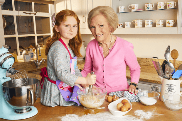 Mary Berry Interview On Bake Off Family And Why A Bit Of Sugar Never Hurt Anybody Radio Times