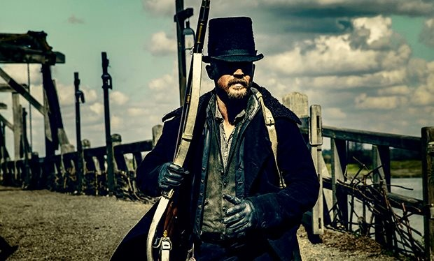 Will there be a second series of taboo? Yes, it's confirmed: tom.