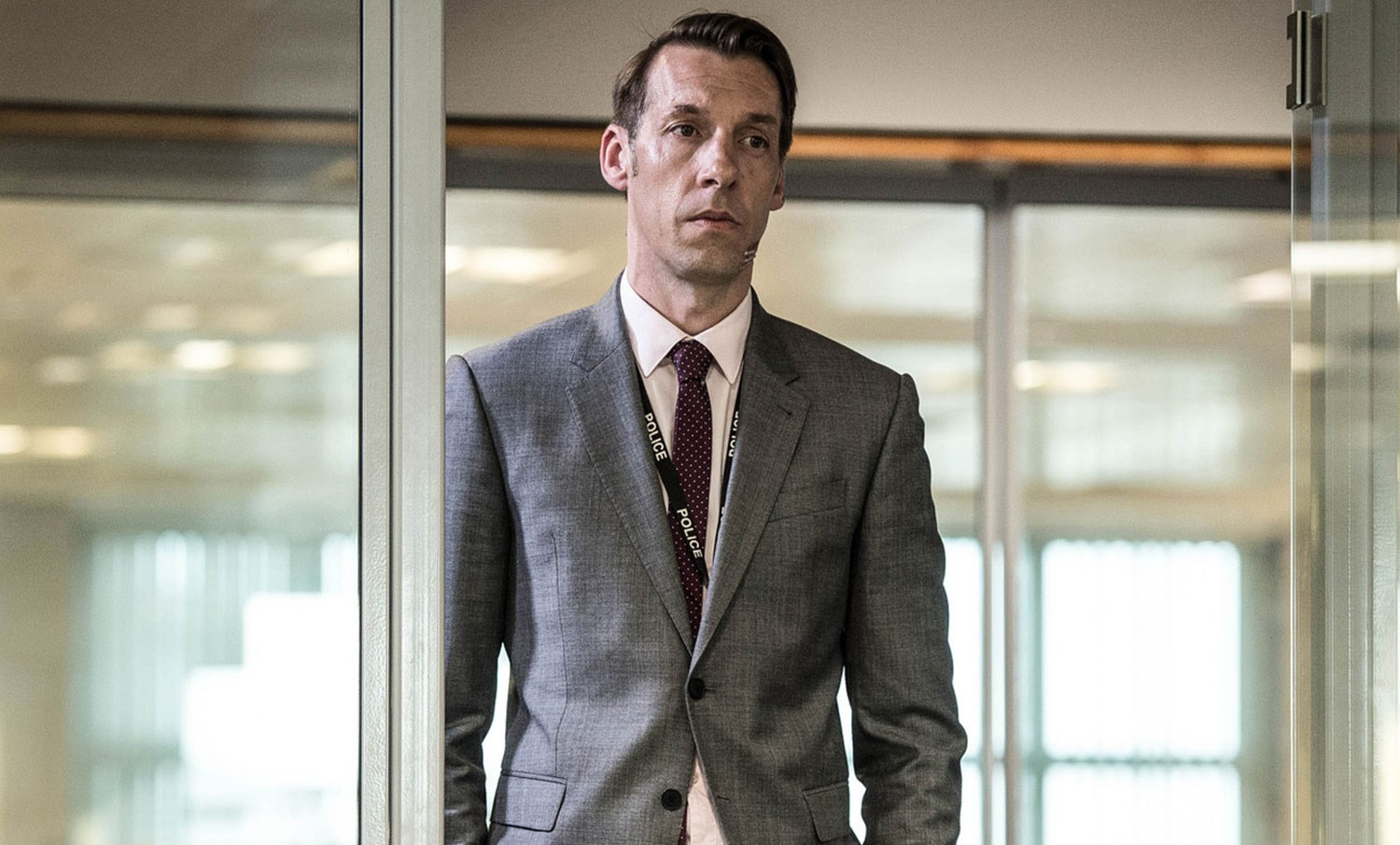 Craig Parkinson in Line of Duty