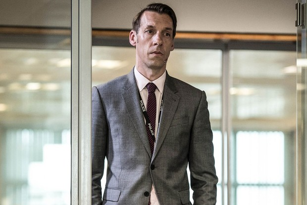 Craig Parkinson stars in Line of Duty on BBC One