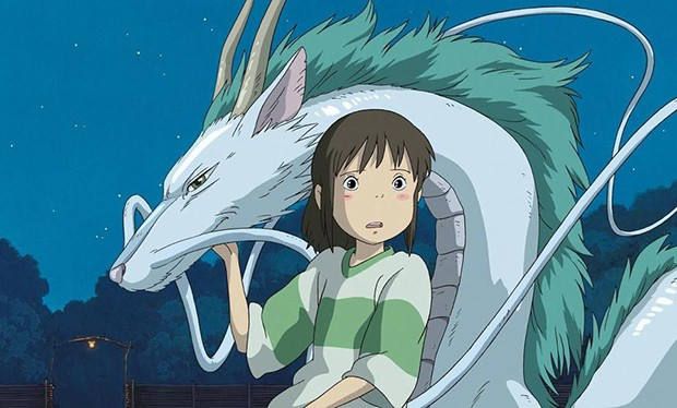 Best Japanese Anime Movies And Tv Shows Available In The Uk Best