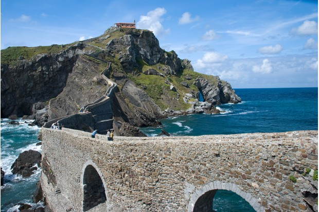 Where Is Dragonstone Gaztelugatxe And Other Basque Country Filming