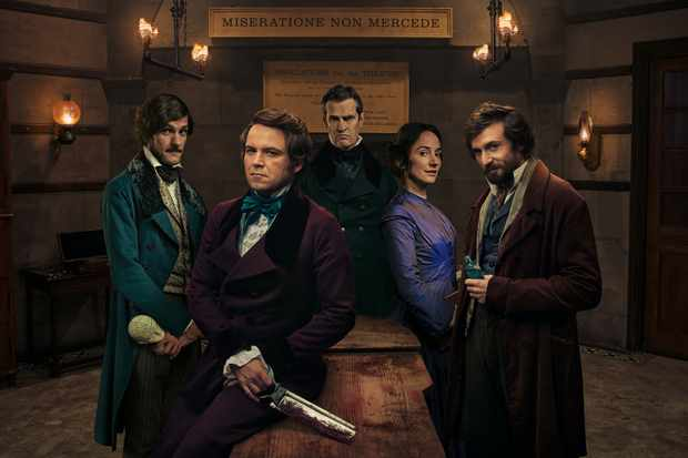 Sitcom That Dare Not Speak Its Real >> Bbc S Quacks Review The New Historical Comedy From Rev Writer James