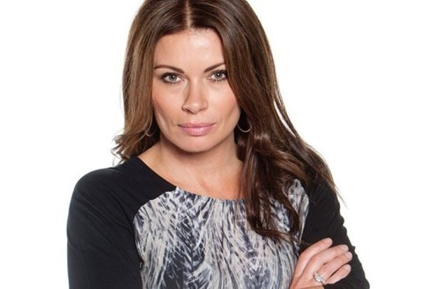Alison King returns this Christmas as Carla Connor