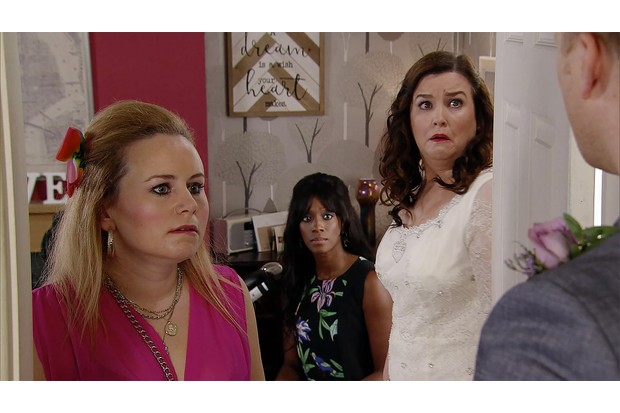 Angie grows suspicious of Mary