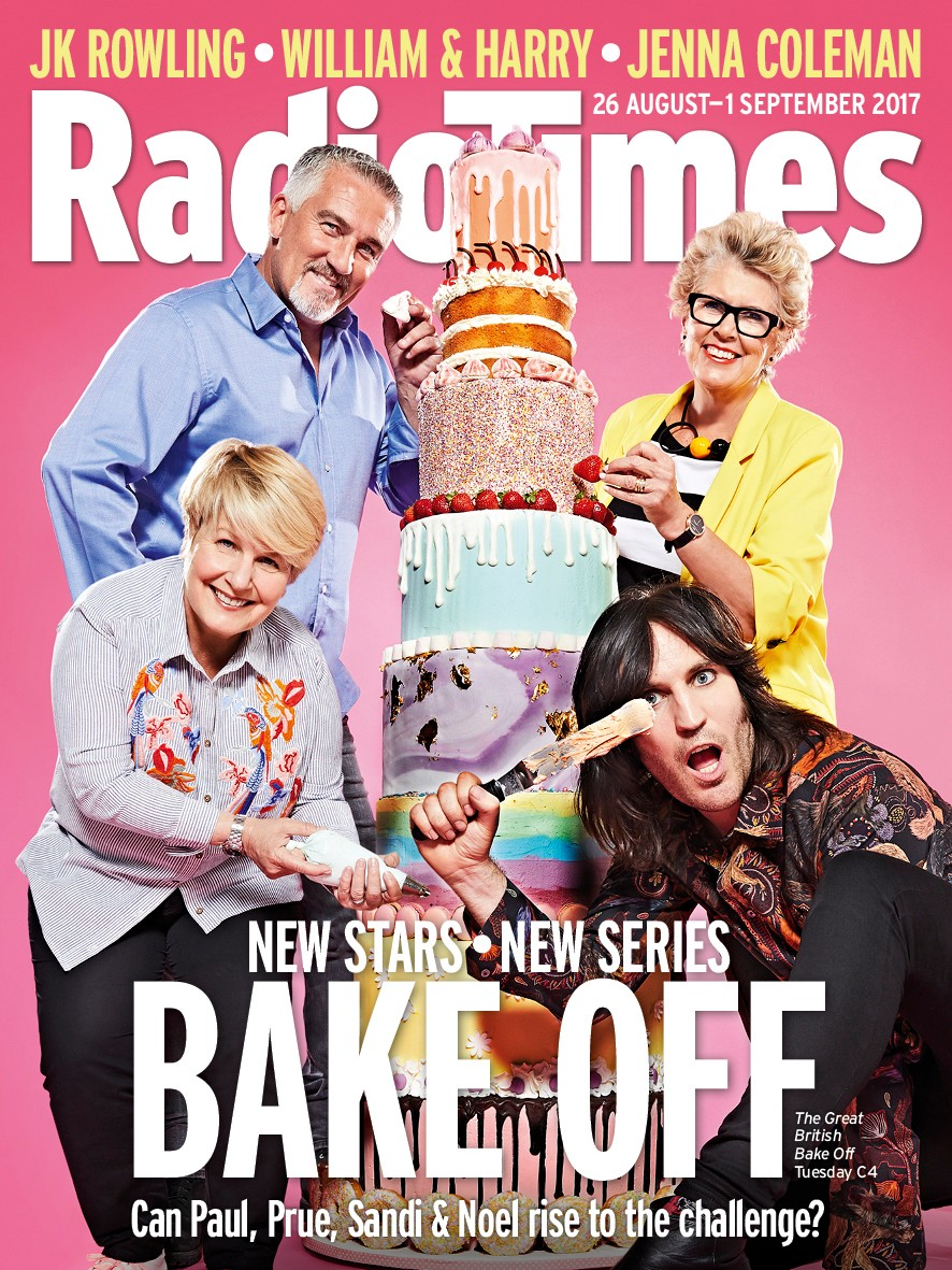 2017 Great British Bake Off Cover
