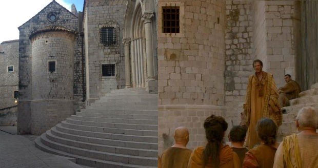 Karte Split Dubrovnik.Game Of Thrones Guide To Croatia 10 Spots To Visit From