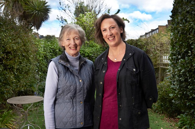 All Gardens Great And Small Miranda Hart And Her Mum Dee Discuss