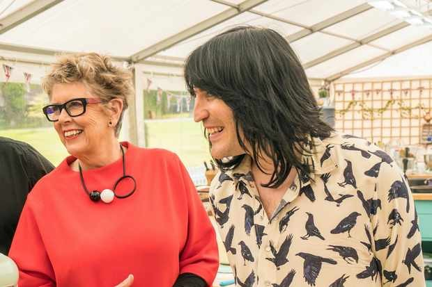 Bake off fielding and leith