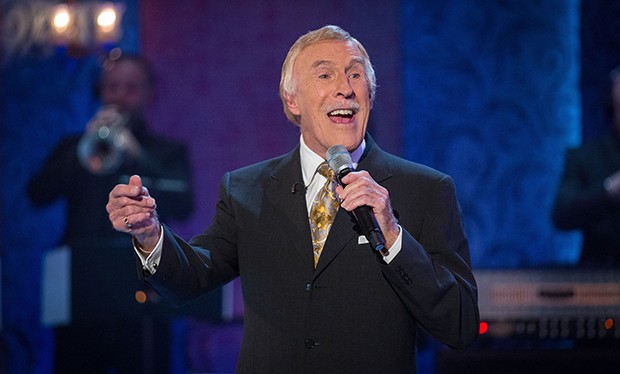 Bruce Forsyth Singing