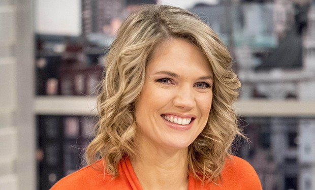Charlotte Hawkins on Good Morning Britain