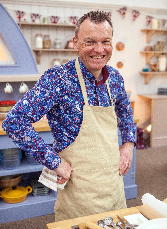 Great British Bake Off contestant Chris