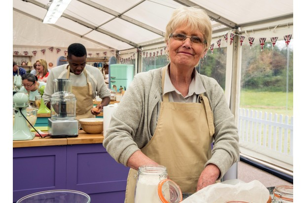 Great British Bake Off contestant Flo