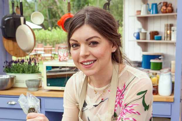 Great British Bake Off 2017 contestant Kate