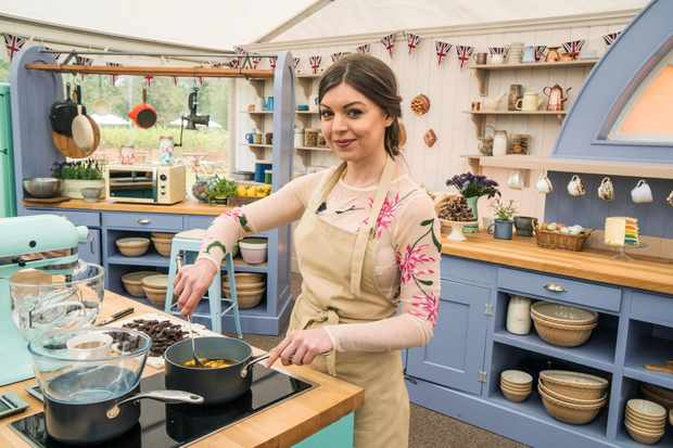 Great British Bake Off contestant Kate