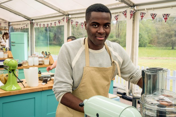 Great British Bake Off contestant Liam Charles