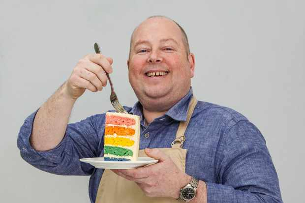 James Hillery Bake Off 2017