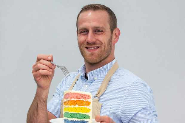 Great British Bake Off contestant Steven