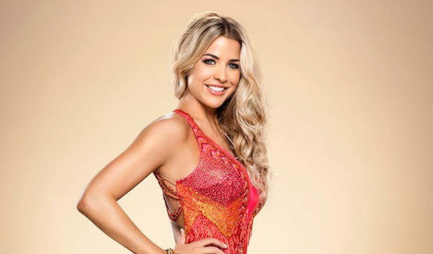 Strictly Come Dancing Gemma Atkinson