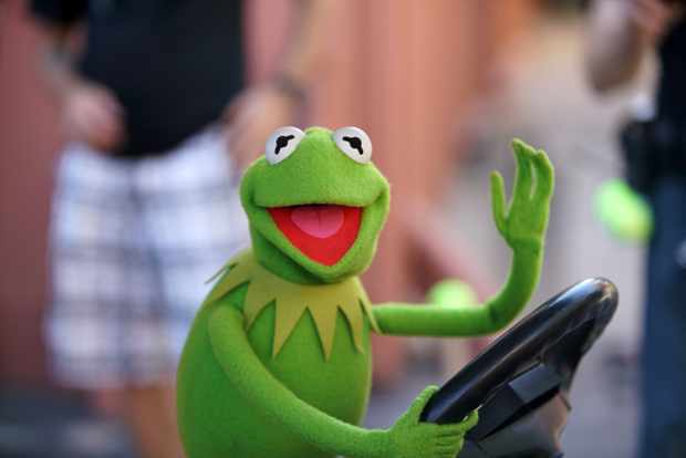 Kermit The Frog stars in Muppets Now on Disney Plus
