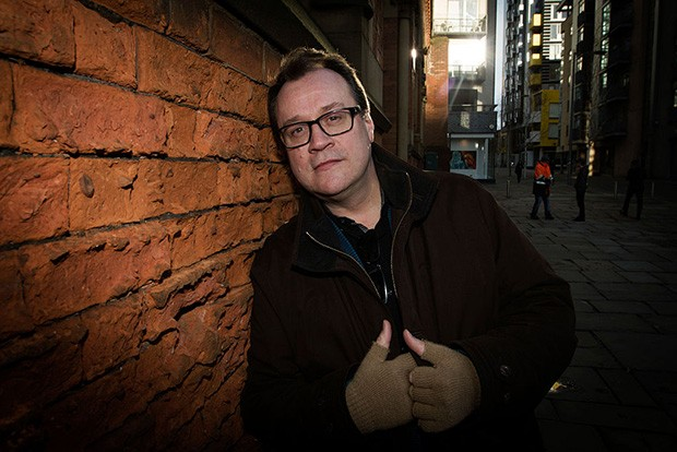 Russell T Davies (Getty)