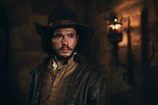 Gunpowder Kit Harrington