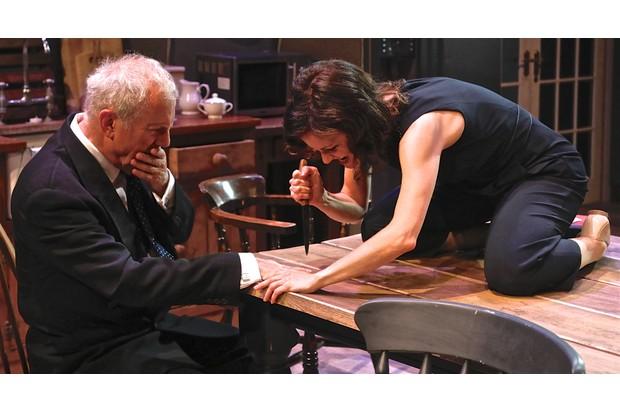 Hamlet at Park Theatre