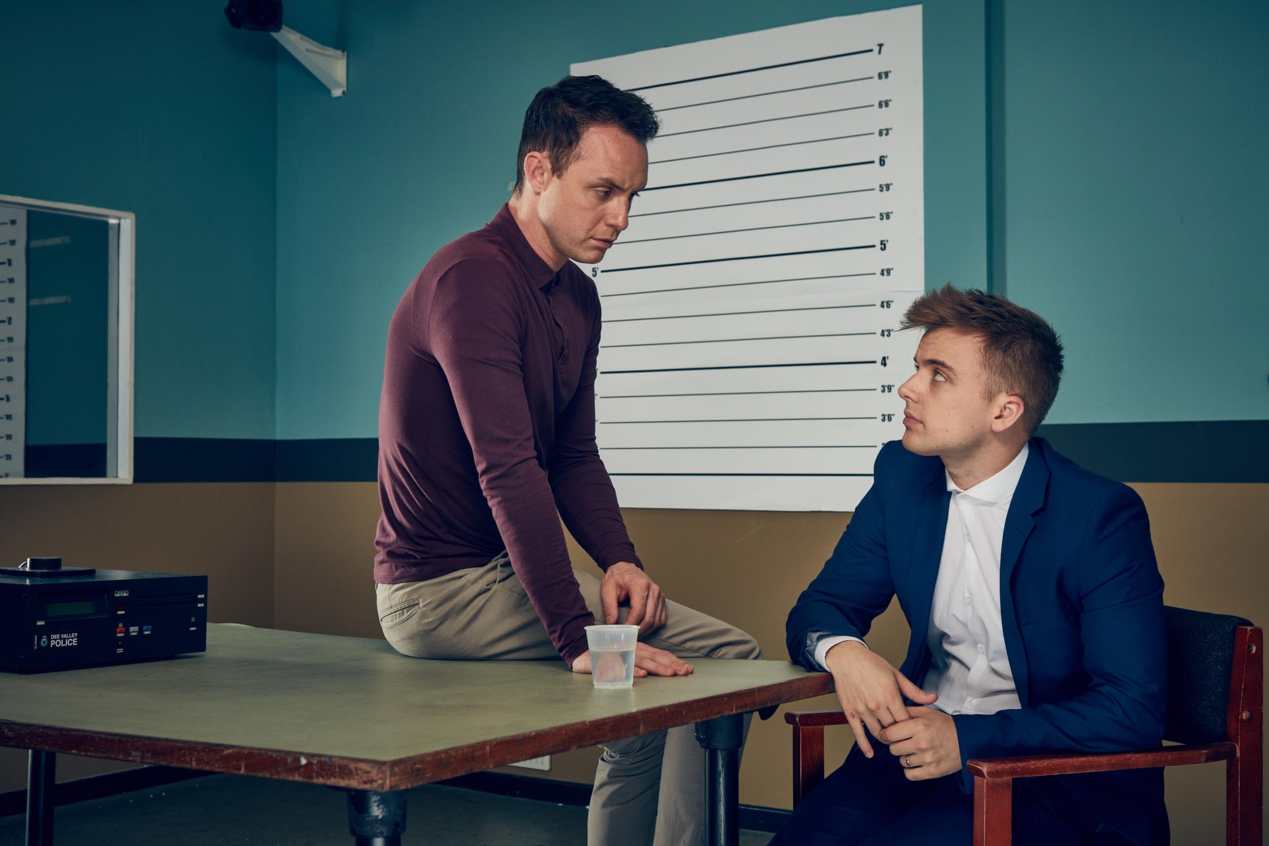 HOLLYOAKS SUSPECTS JAMES AND HARRY 02