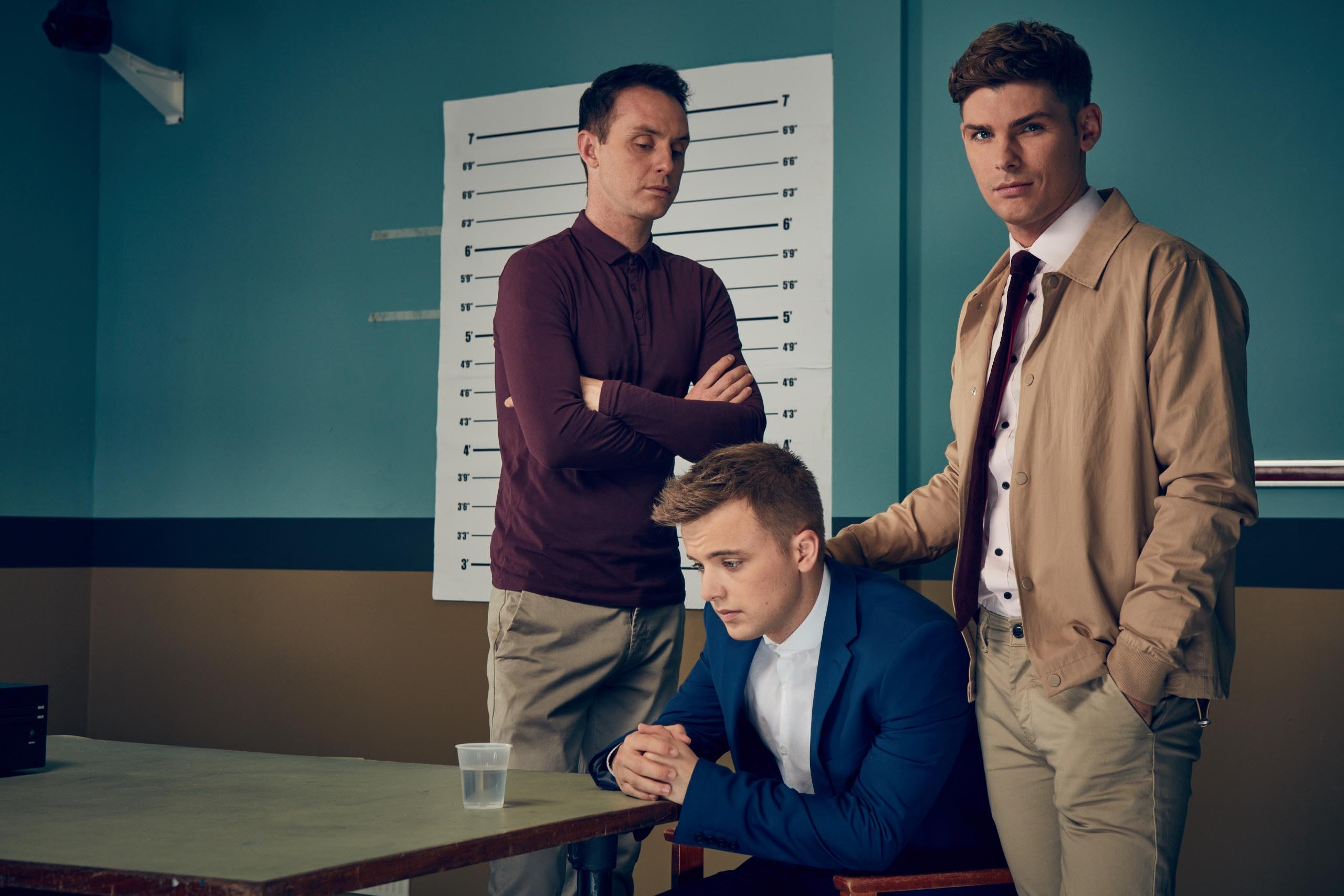 HOLLYOAKS SUSPECTS JAMES AND HARRY 03