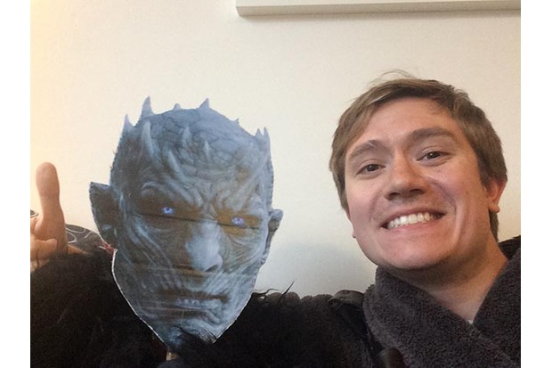 Game of Thrones, Huw, Night King