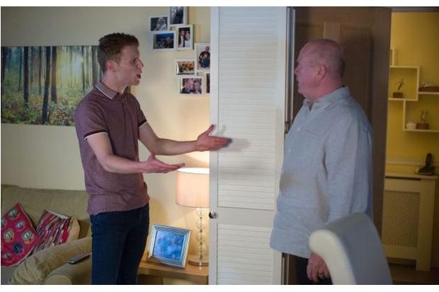 EastEnders 2-hander Jay and Phil